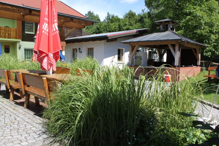 Waldgasthof Hart Biergarten