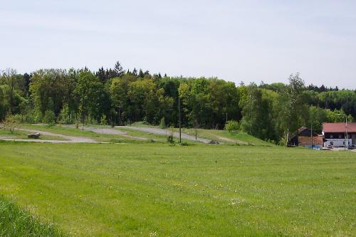 Waldgasthof Hart Parkplatz